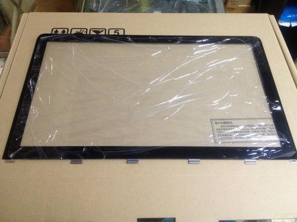 Nova Moda 21.5 polegada LCD Painel de Vidro Dianteiro Para A Apple iMac A1311 2010 2011 MC508 MC509