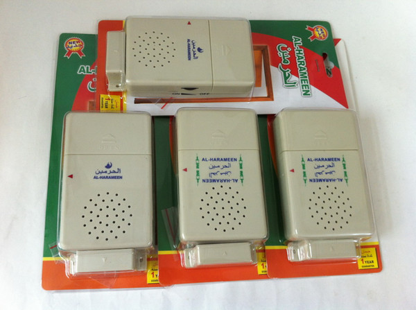 top popular Ramadan gift muslim door bell HA-1002 Muti Athkar reminder Athkar machine Azan Doorbell HA-1002-- Wireless Doorbell Type 50PCS per carton 2021