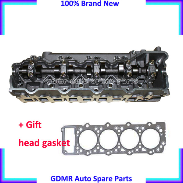 top popular ME202621 AMC 908 515 Complete 4M40 cylinder head for Mitsubishi Pajero GLS GLX Montero GLS GLX canter 2835cc 8v 1994- 2019