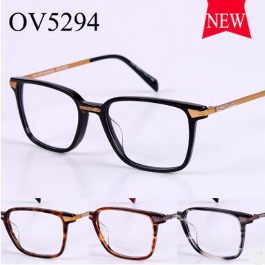 Oliver Peoples Glass frame OV5294 male ladies fashion myopia spectacle frame mirror new flat framework