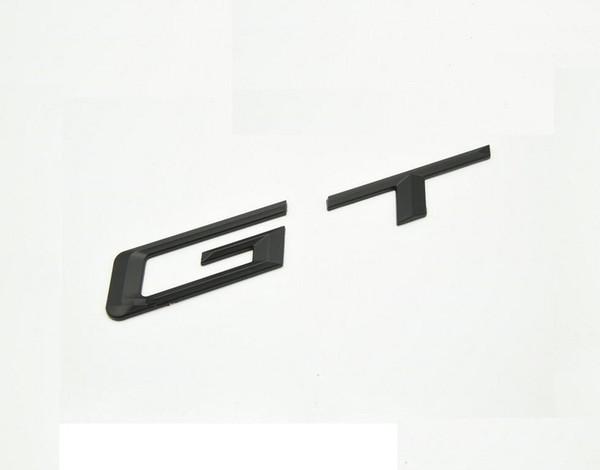 Etiqueta engomada de la letra de la calcomanía del emblema de la insignia de las letras del tronco
