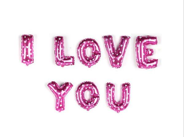 pink letter