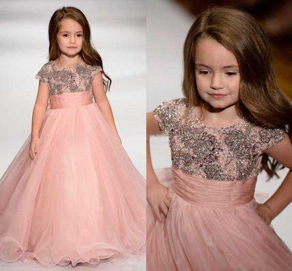 Dusty pink flower girl dresses uk 2017 jewel cap sleeve floor length dusty pink flower girl dresses uk 2017 jewel cap sleeve floor length pleat chiffon net baby mightylinksfo