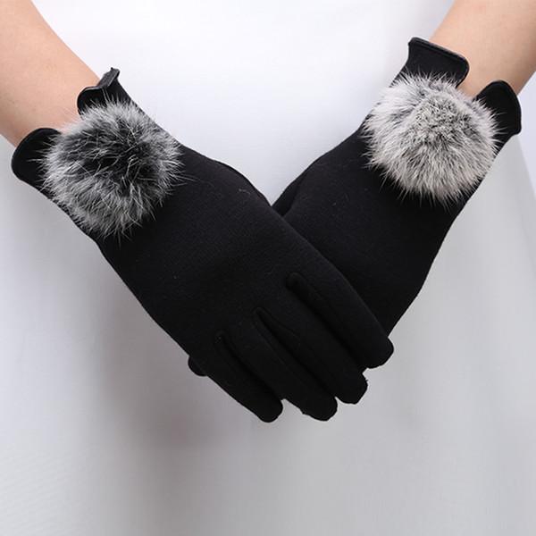cotton under gloves