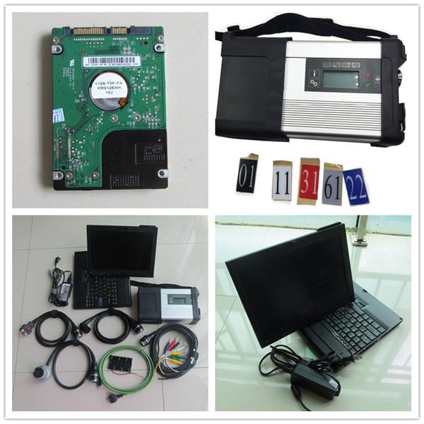 MB Star c5 + hdd + x200t Laptop
