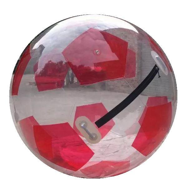 Gonfiabili giganti durevoli umani di Zorb delle palle dell'acqua della palla del criceto del PVC 1.5m economici 2m 2.5m 3m con consegna gratuita