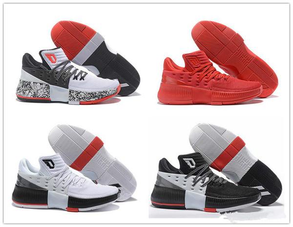 new style 22fa5 0572d cheap damian lillard shoes