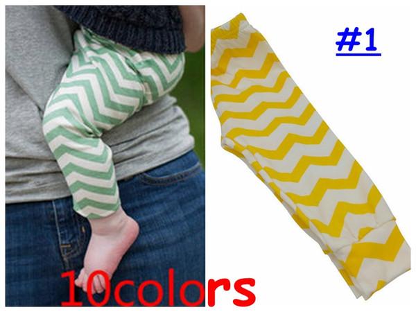 Baby unisex harem pants 10Colors Kids Girl boy Gold Chevron Polka dot leggings Infant Cotton Trousers