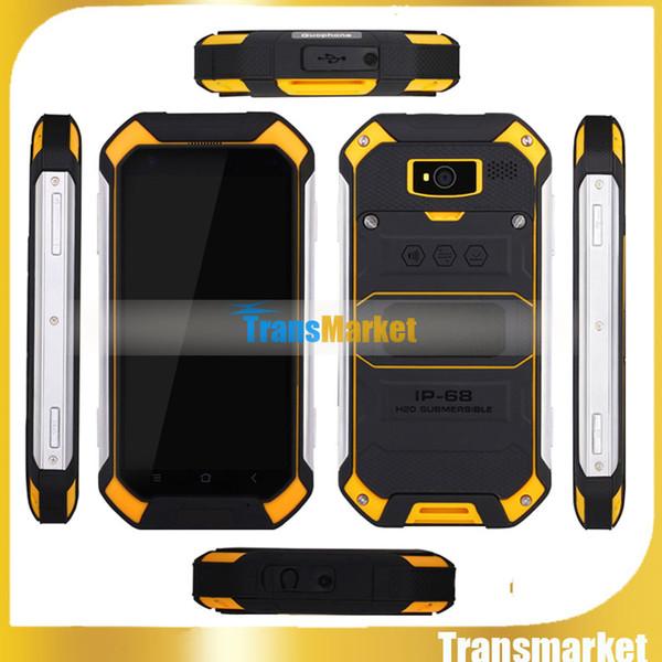 "4.5"" V19 8GB Ram 1GB rom Smart phone 8MP capacitive screen phones smart phones Waterproof Dustproof Shockproof WIFI Dual camera 1pc Free DHL"