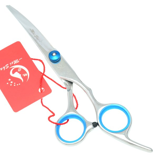 6.0Inch Meisha Hot Selling Pet Grooming Scissors Set for Pet Scissors JP440C Cutting & Thinning & Curved Dog Cat Shears Tesouras Hot,HB0014