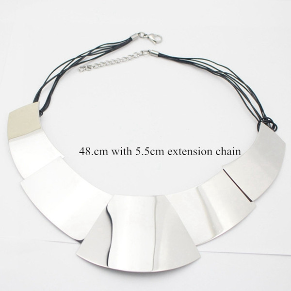 silver collar necklaces pendants
