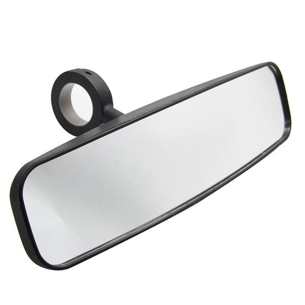 best selling Rear View Mirror Center Convex Mirror 1.75 Inch Clamp for Polaris RZR Honda Pioneer 1000 All John Deere Gator Yamaha UTV