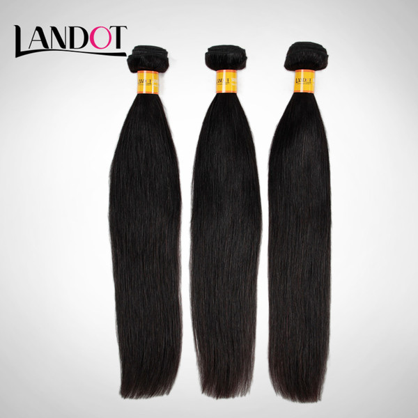 Brazilian Virgin Human Hair Weave Bundles Unprocessed 7A Cheap Peruvian Malaysian Indian Cambodian Straight Remy Hair Extensions 3/4/5pc lot