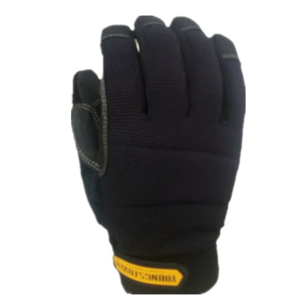 best selling 100% Waterproof and Windproof, Durable, Dexterous, Comfortable and Warm winter work glove(XX-Large Black)