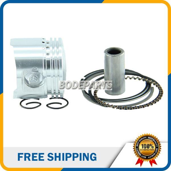 52.4mm Piston 14mm Ring Pin Set Piston Kits Chinese 125cc Lifan Dirt Bike ATV Quad Lying Machine Air-cooled Engine Parts HH-102A