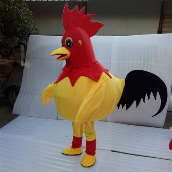 Петух петух костюм талисмана мультипликационный персонаж фестиваль игра игрушка для взрослых размер для мужчин и женщин