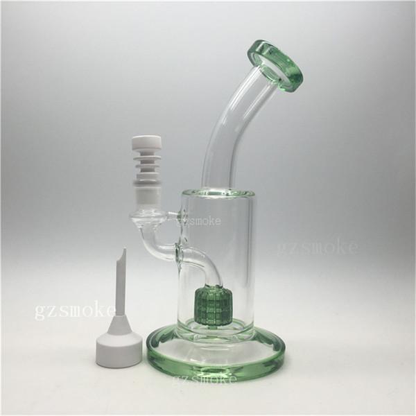 GW-154 зеленый с керамическим гвоздем + колпачок