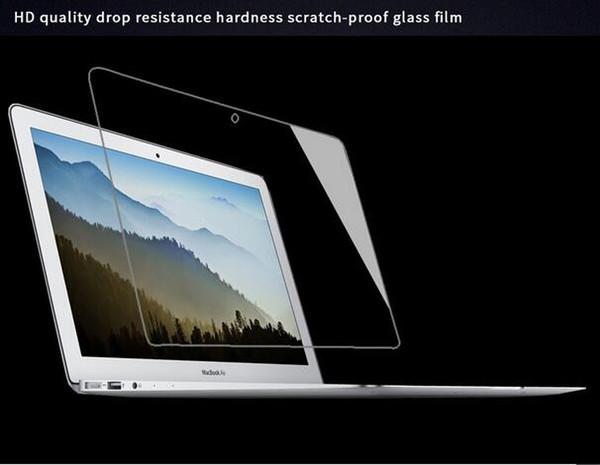 Adapté 2016 Transparent Verre Trempé Protecteur D'écran pour MacBook Pro 2016 13 pouce Durci Film de Protection Vente Chaude