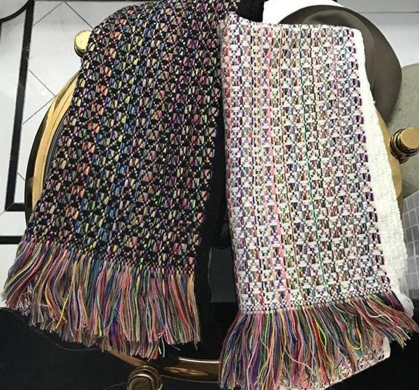 180   60cm 2019 femmes hiver mode CC mélange couverture laine cachemire laine  écharpe marque de c62e8daeb15