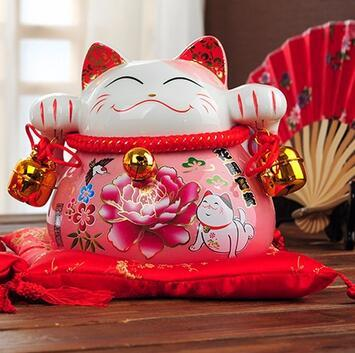 Céramique maneki cat