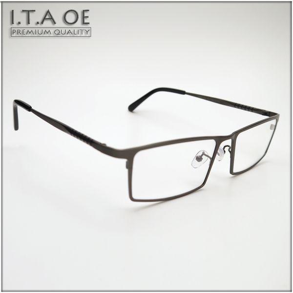 38f56115ecf Wholesale- ITAOE 8808 Full Rim Brand Business Style Titanium Men Male  Myopia Reading Optical Eyewear
