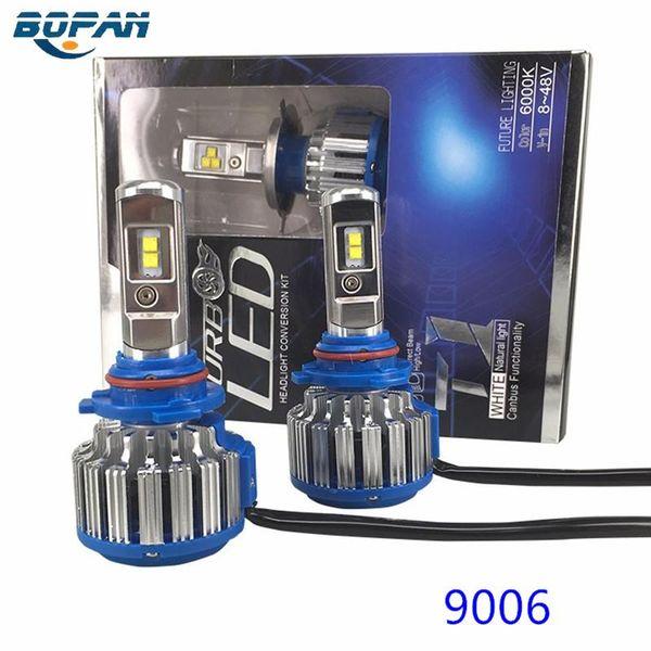 LED Headlight Conversion Kit 9006/HB4 35W 3500LM Headlamp Replace HID Xenon Kit Auto Bulb Lamp Light