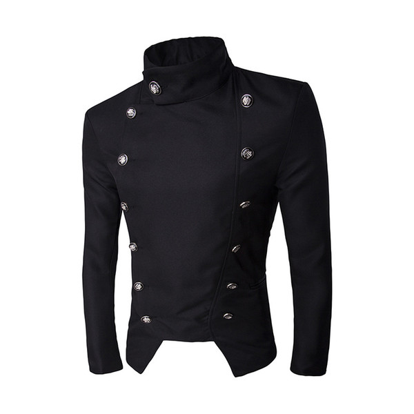 Wholesale- New men's double breasted gentleman count party dress casual Suit Tuxedo