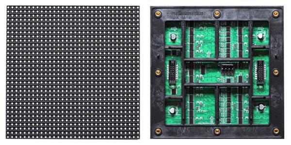 Le panneau mené extérieur polychrome sans couture de HD SMD 2727 P5 / module extérieur d'affichage à LED de SMD P5