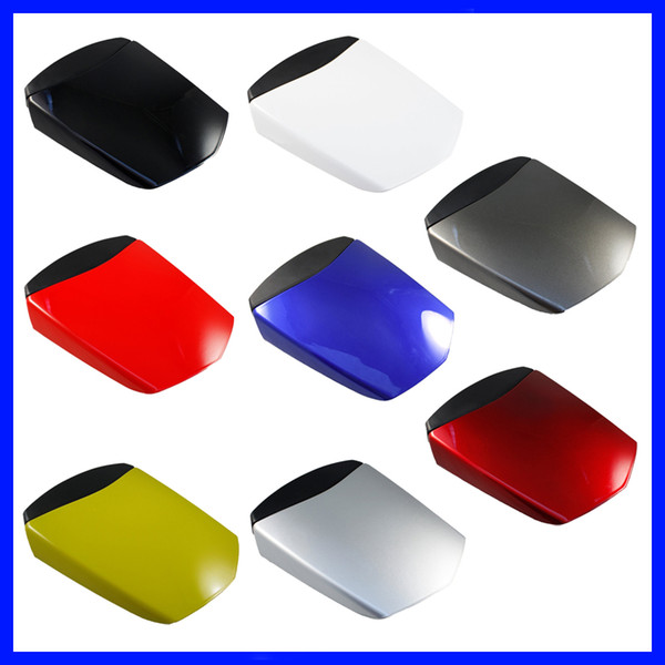 New 9 Color Motorcycle Pillion Rear Seat Cover Cowl for 2003-2005 Yamaha YZF600 R6
