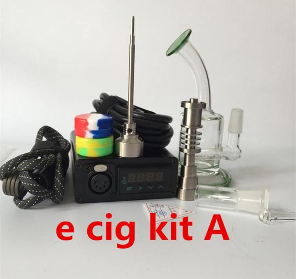 E Zigarettensatz A