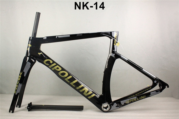 2017 Cipollini NK1K T1000 1k or 3K racing full carbon road frame bicycle complete bike frameset size XXS XS S M L