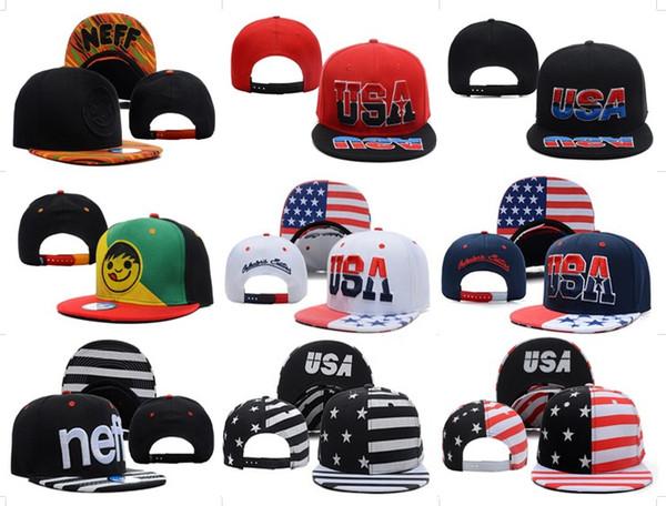 ead3bd82880 2017 New NEFF HEADWEAR SKATE FLAT BILL LIFESTYLE HAT CAP