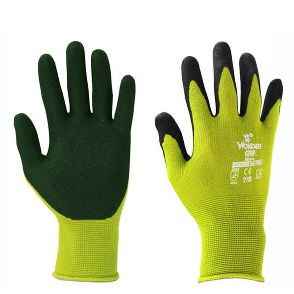 garden gloves rubber gloves plant digging and pruning gloves antiwear resistant to thorns safety