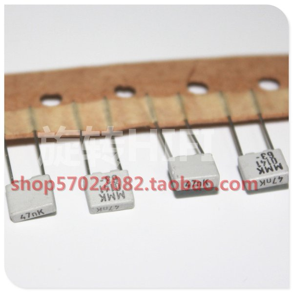20pcs EVOX MMK 47nf 0.047uf 473/63v new fever audio coupling capacitor P5 free shipping