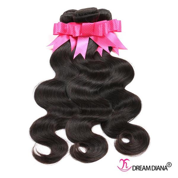 Brazilian Virgin Hair Extensions Human Hair Weave Bundles Body Wave Cheap Brazilian Hair Bundles for Wholesale 3pcs Lot Natural Color