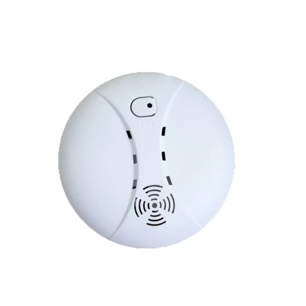 433MHZ Wireless Excellent stability High sensitivity smoke detector gsm alarm sensor for home security alarm host