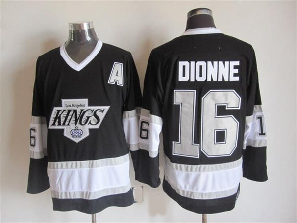 Throwback Los Angeles Kings Marcel Dionne Hockey Jersey Yellow Vintage CCM  Classic 16 Islanders 5 Denis Potvin Orange All Star CCM Throwback Stitched  NHL ... 62c279e16