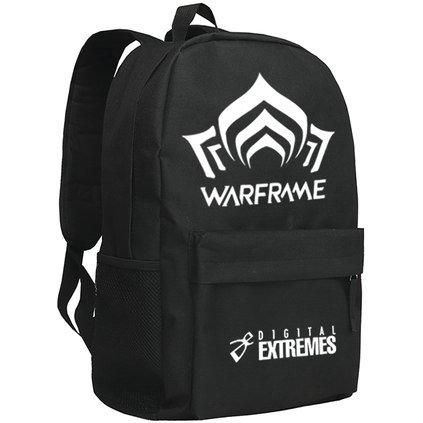 Warframe backpack Solar armour daypack Hot shoot schoolbag Game rucksack Sport school bag Outdoor day pack