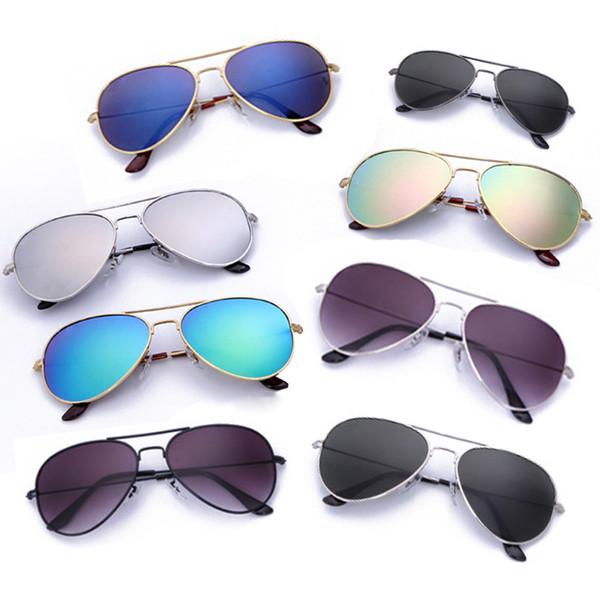 top popular 10pcs Sunglasses For Sale Brand Designer Summer Sunglasses Men Women UV400 Protect Designer Authentic Sunglasses Without Logo 2019