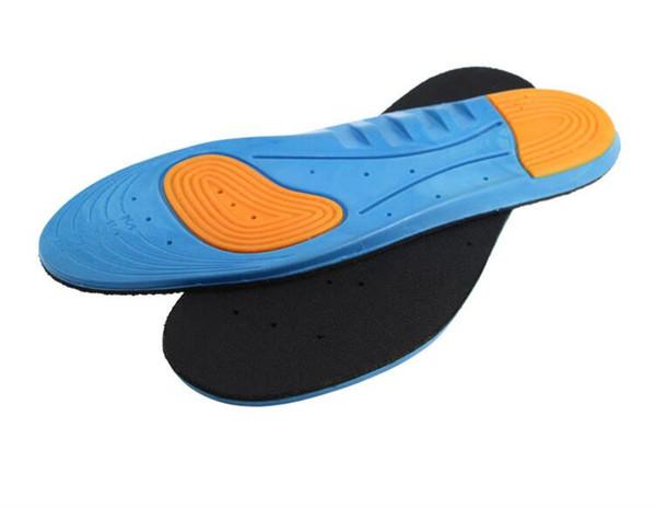 Inserts Chaussure Gel Acheter Sport Longueur Pleine Pu Insole XCwYYBxq