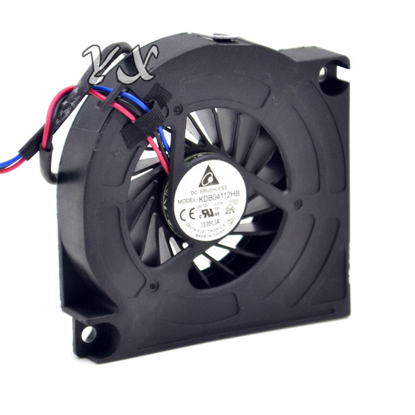 KDB04112HB -G203 BB12 AD49 12V 0.07A 6CM Ventilador silenciador Ventilador de refrigeración del proyector PARA TV SAMSUNG LE40A856S1 LE52A856S1MXXC
