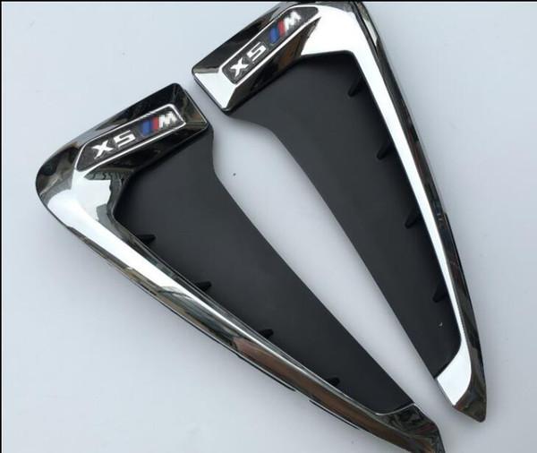 Sliver Chrome M logo