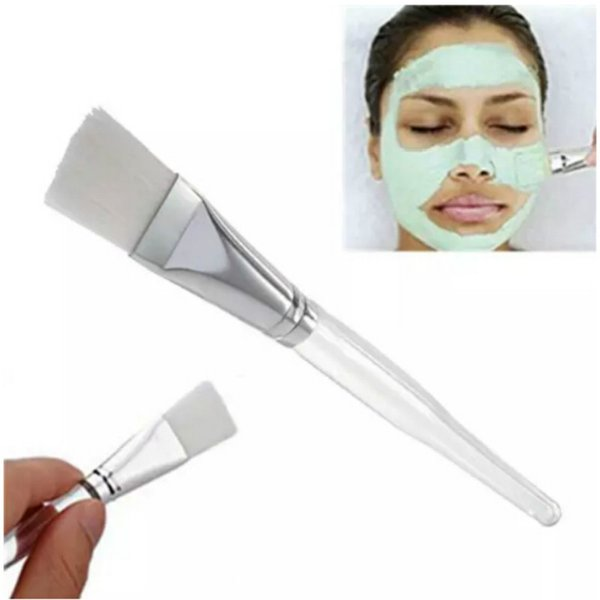 Wholesale Brush Women Facial Cosmetic Beauty Makeup Tool Home DIY Facial Eye Mask Use Soft mask Best Selling