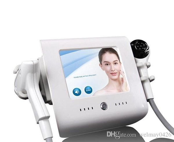 2017 technology infrared rf face lift rf skin tightening beauty machine