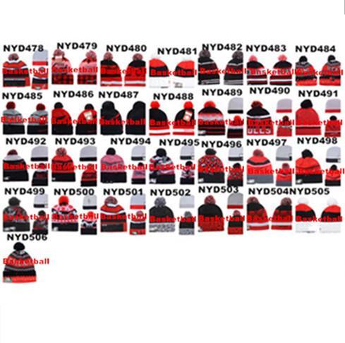 Venta caliente de invierno Sombrero Gorro de lana Gorro de lana de punto hombres mujeres Gorras 2017 NUEVO diseñador de fation monopatines calientes beanie t Hip-Hop Unisex 1000 + estilo
