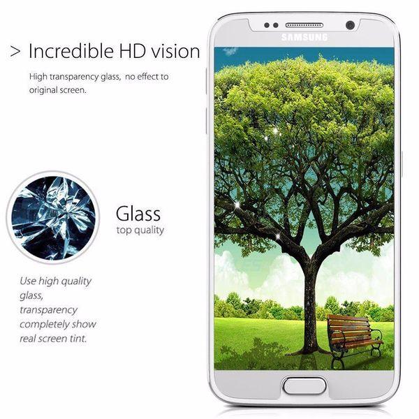 FOR Samsung GALAXY J1 MINI J1 mini Prime J2 PRO J3 2017 S7 active 9H Premium Tempered Glass Screen Protector 500PCS/lot simple opp package