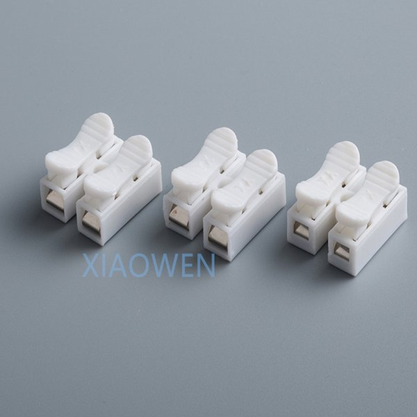 Fast Terminal Wire Connector - WIRE Center •