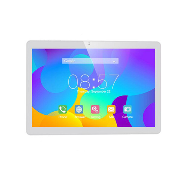 Wholesale- NEW 10.1 inch 1200*1920 IPS 2GB Ram 32GB Rom Dual Camera GPS Cube T10 Dual 4G Phone Tablet PC Android 6.0 MTK MT8783 Octa Core