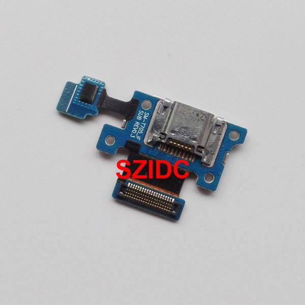 DHL libre EMS Original Nuevo cargador de carga Puerto Puerto Dock conector USB Cable flexible para Samsung Galaxy Tab S 8.4 T705 venta al por mayor 100pcs