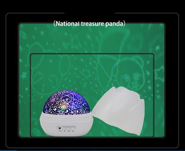 panda national trésor
